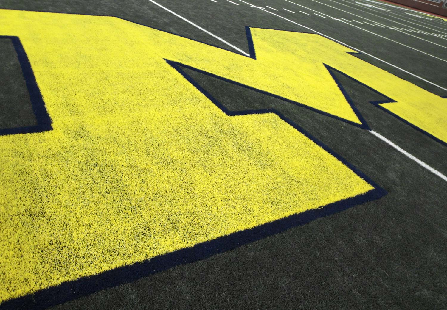 michigan football field wallpaper - photo #28