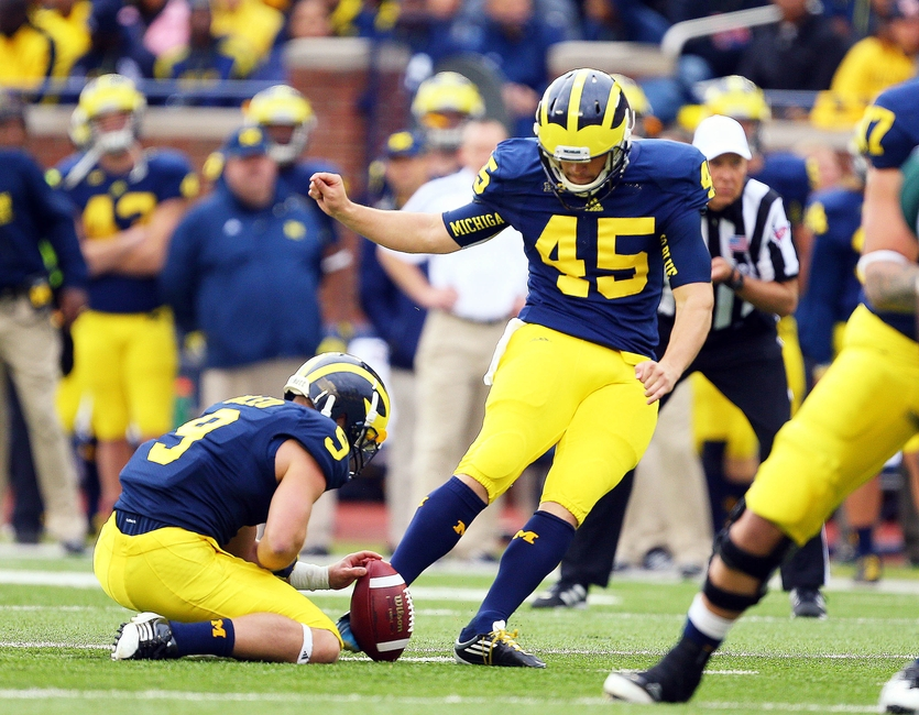 Michigan offers 1 k p in the nation quinn nordin mgofish for M go fish