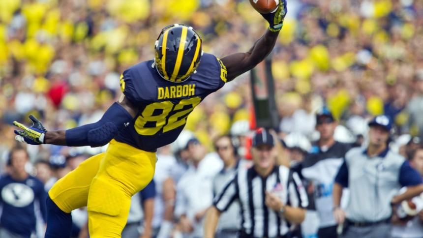 2016 michigan spring football preview wide receiver mgofish for M go fish