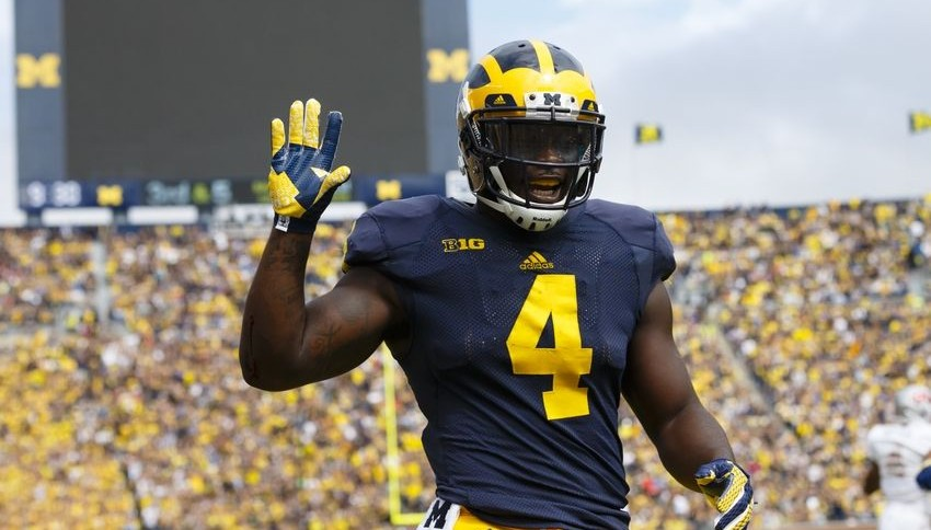 Michigan quickly moves into top 5 for stepp after visit for M go fish