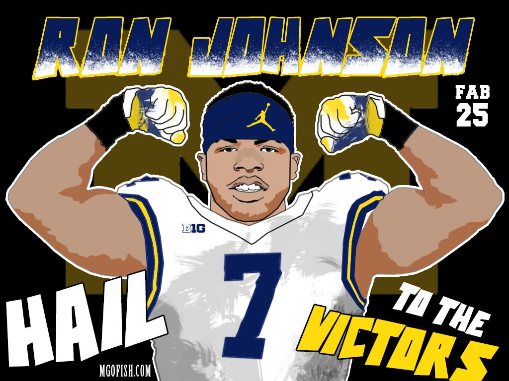 2016 DE Ron Johnson. (art by Brandon Whitaker)