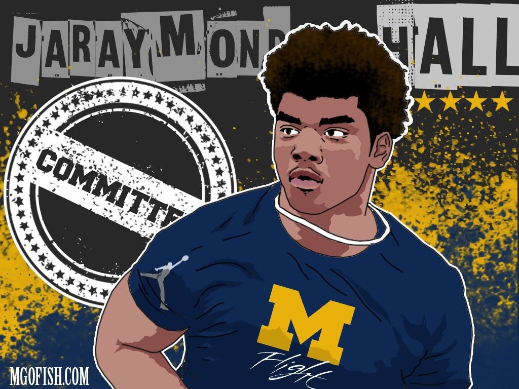 JaRaymond Hall. (art by Brandon Whitaker)