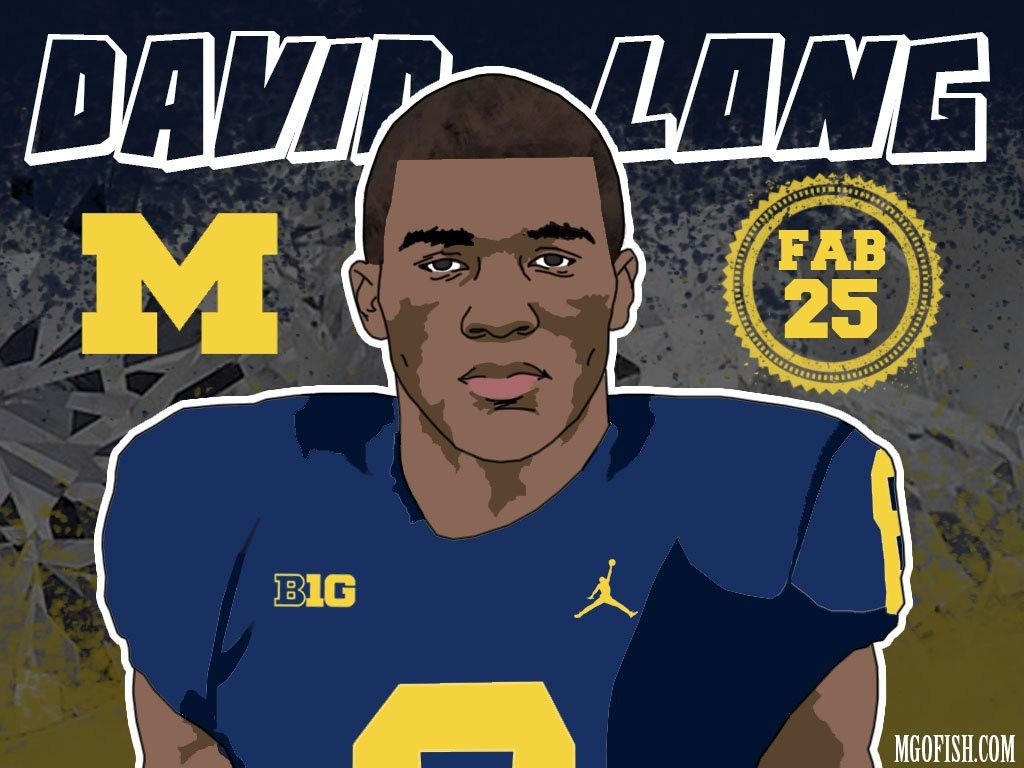 2016 CB David Long. (art by Brandon Whitaker)