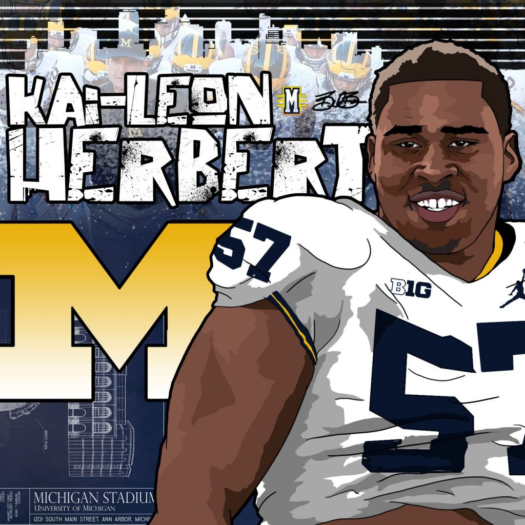 2017 OT Kai-Leon Herbert (art by Brandon Whitaker)