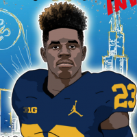 Josh Metellus (art by Brandon Whitaker)