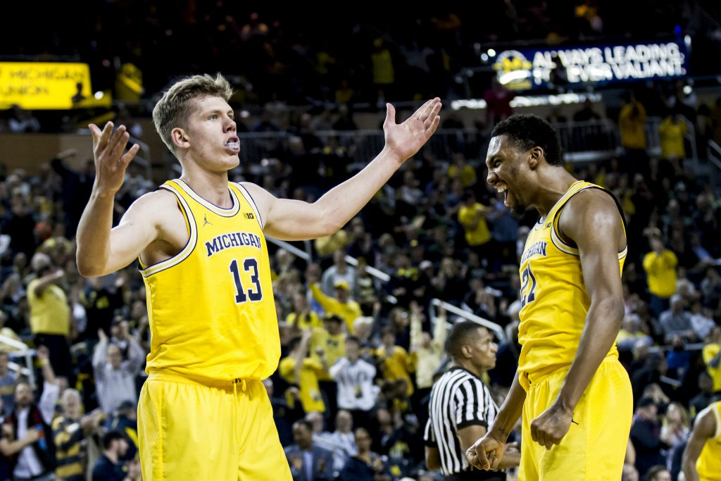 Crossroads the state of michigan basketball mgofish for M go fish