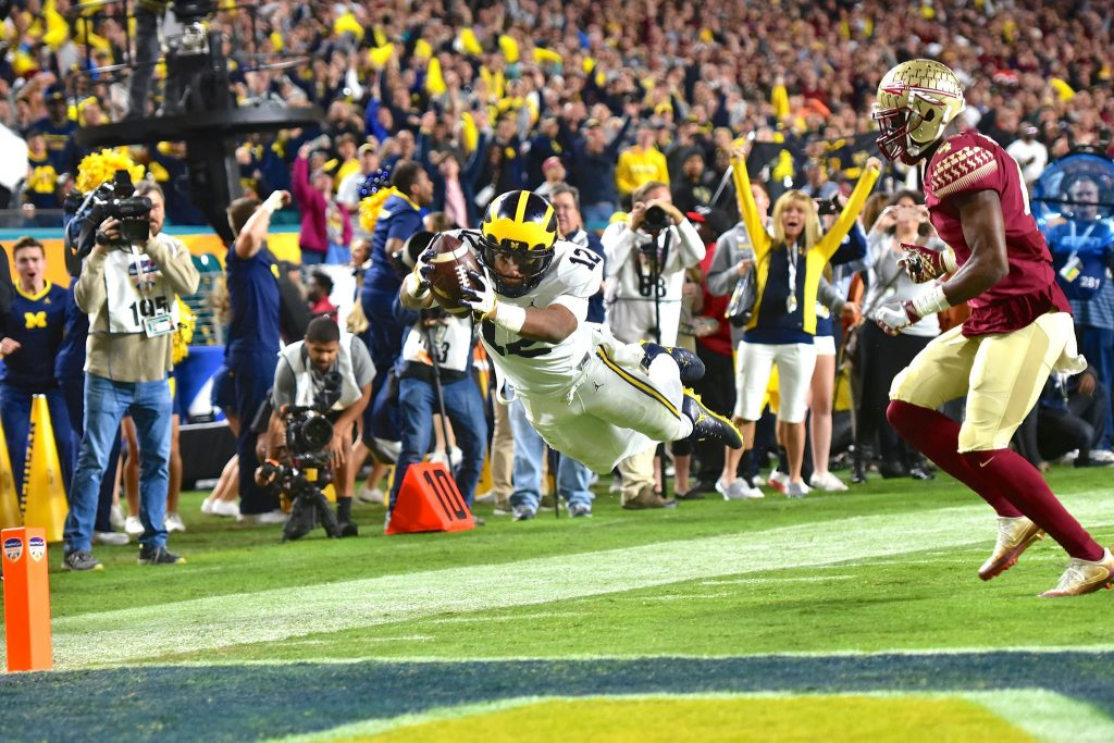 First 2019 best guess michigan recruiting class mgofish for M go fish