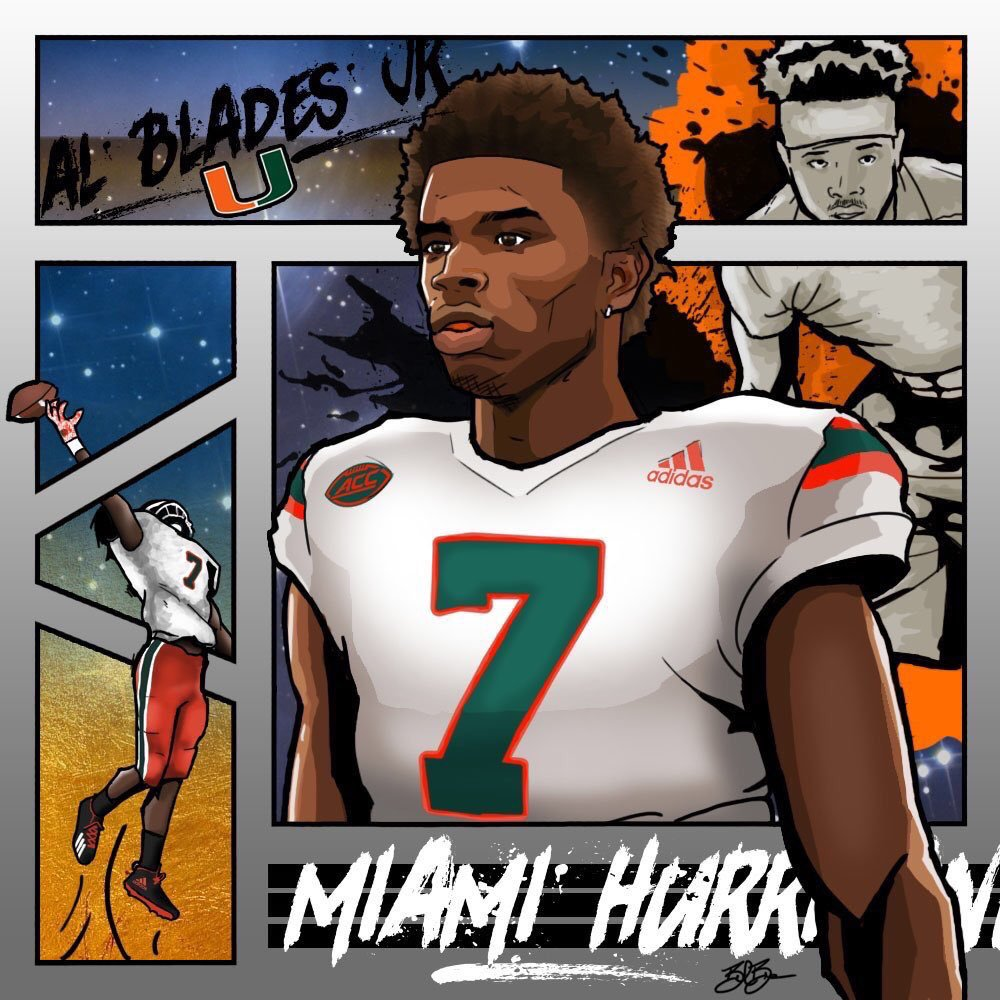 2018 CB Al Blades Jr commitment edit (art by Brandon Whitaker)