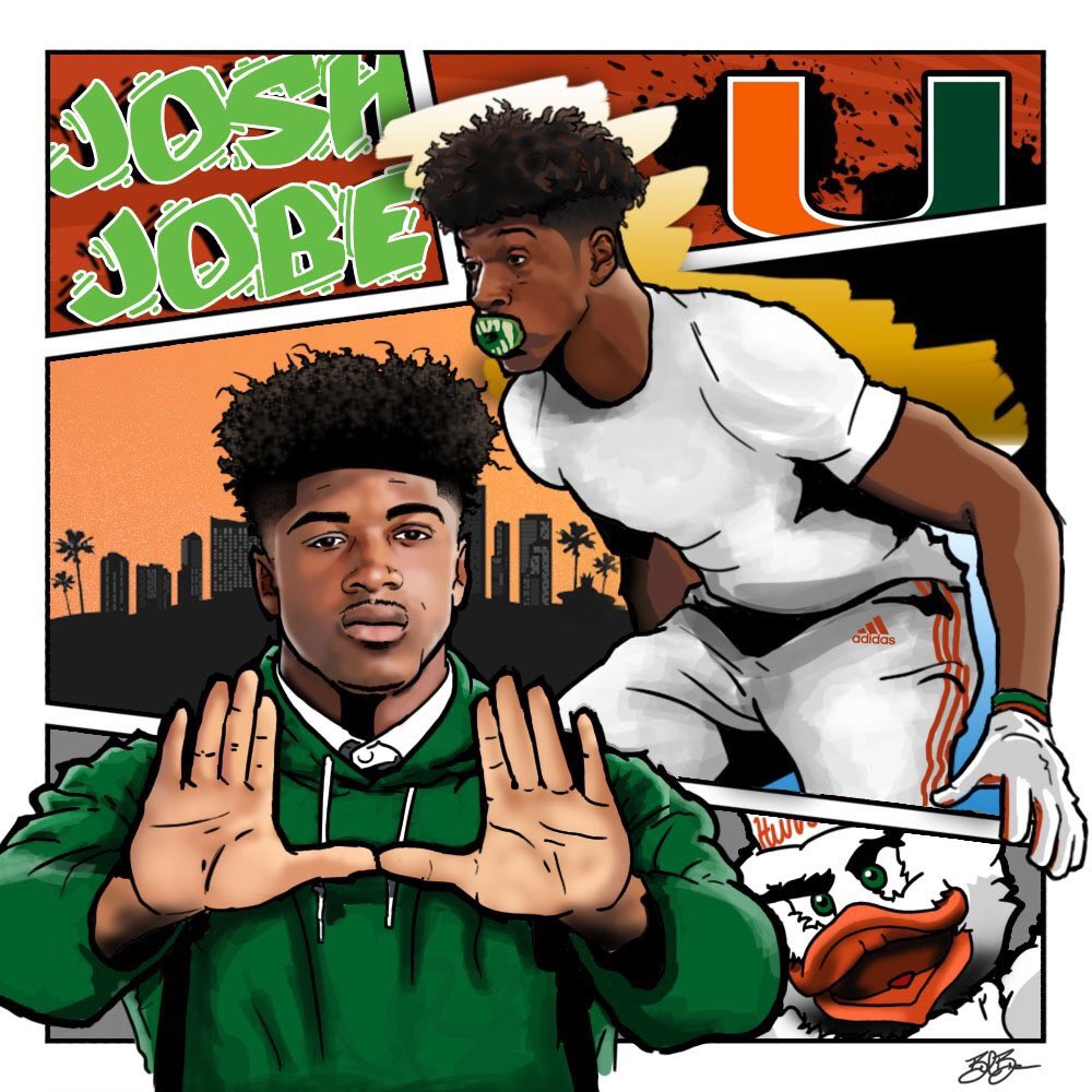 2018 DB Josh Jobe commitment edit (art by Brandon Whitaker)