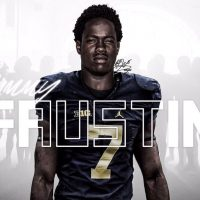 2018 DB Sammy Faustin (art by Clay Williams)