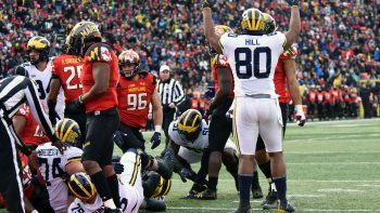 Permalink to: Tale of the Two Halves: 2017 Maryland vs. Michigan Game Recap and Highlights