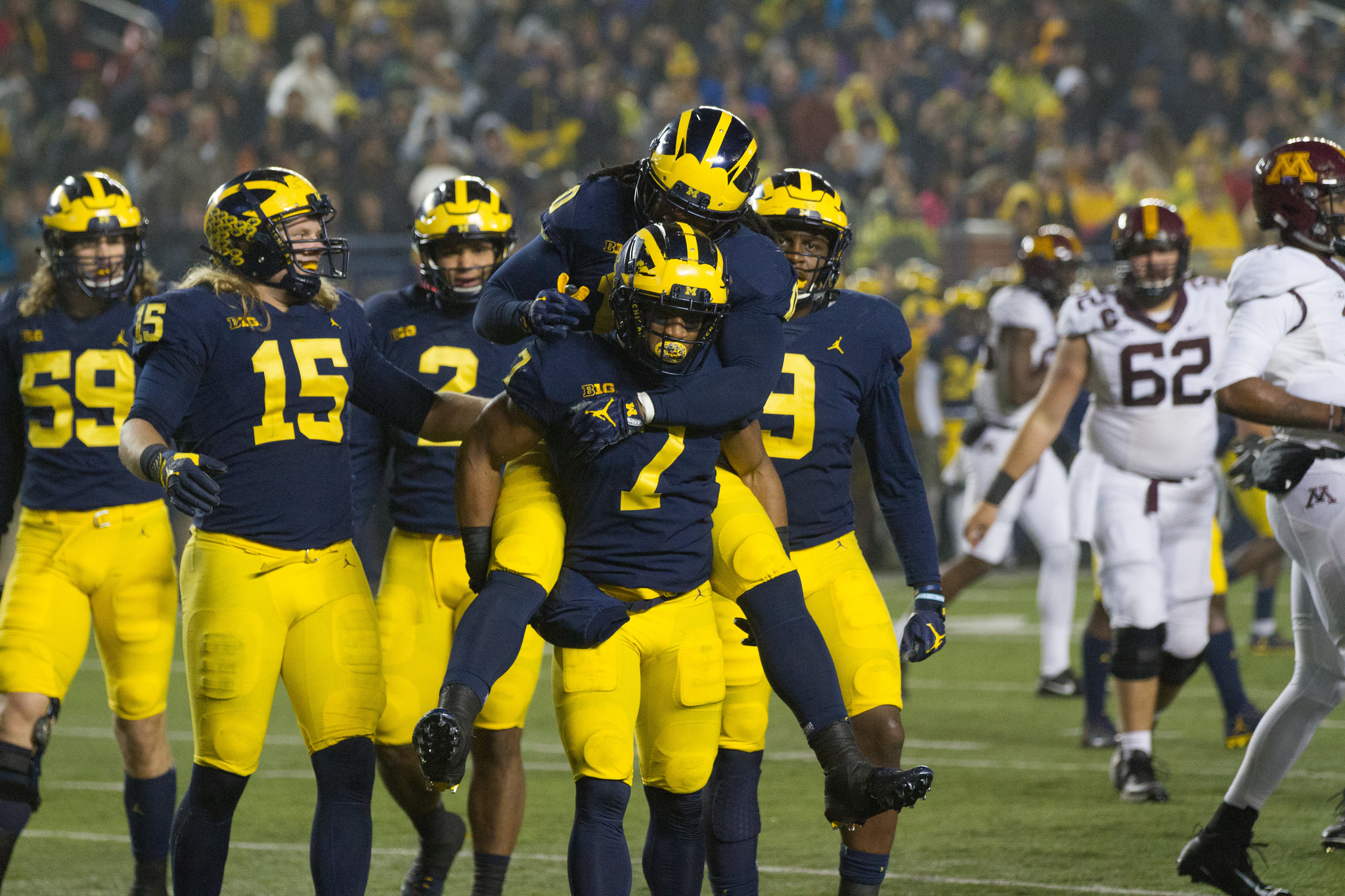 2018 future michigan football roster mgofish for M go fish