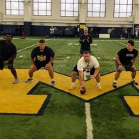 Michigan 2019 offensive line commitments
