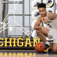 2020 Michigan basketball commit F Terrance Williams