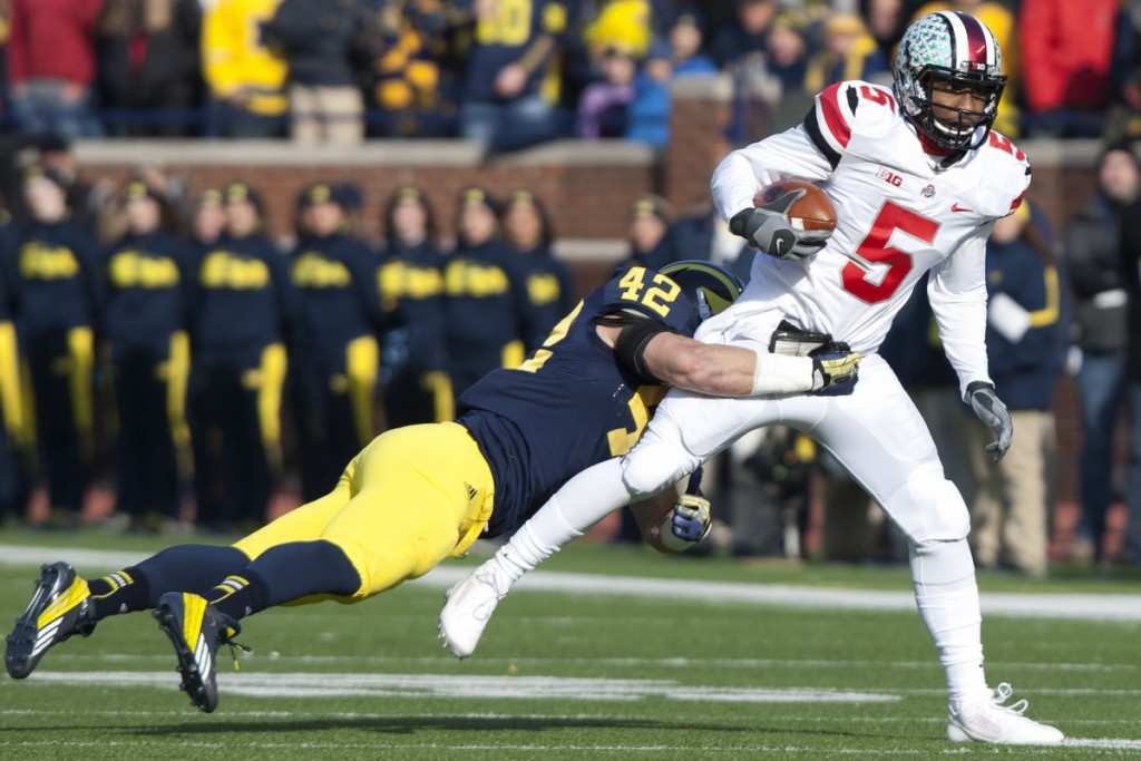 Photo Credit: Patrick Record | The Ann Arbor News