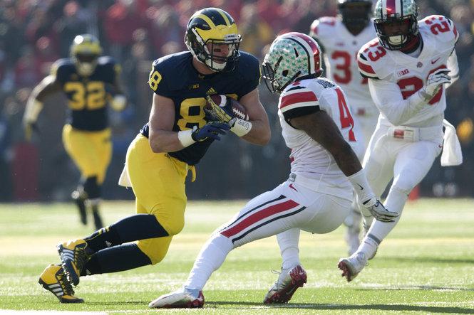 Patrick Record | The Ann Arbor News)