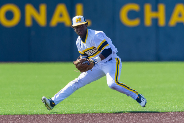 Photo Credit: Michigan baseball