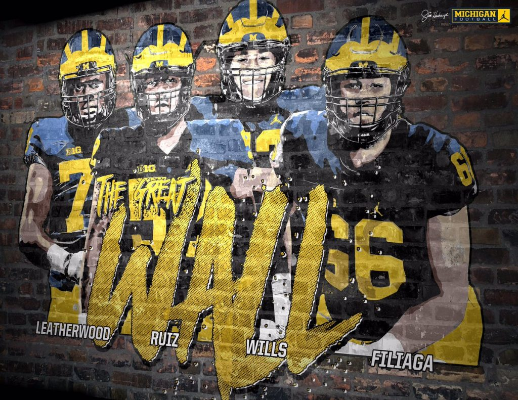Photo Credit: Aaron Bills/Michigan Football