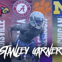 2018 CB Stanley Garner's top six