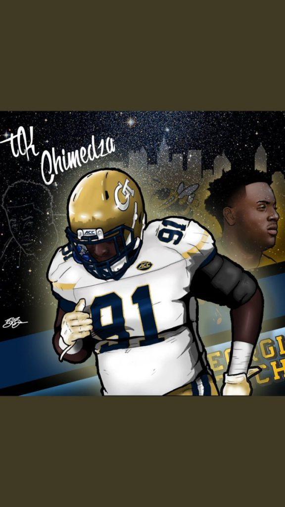 2018 DL TK Chimedza commitment edit (art by Brandon Whitaker)