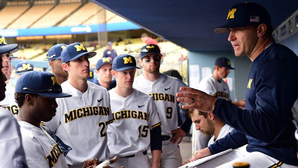 Photo Credit: UMichBaseball/Twitter