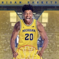 Nojel Eastern Commits to Michigan